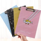 Custom Promotional Plastic File Folder with Good Price