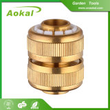 Wholesale Fitting Pipe Reusable Hose Brass Pipe Fitting for Garden