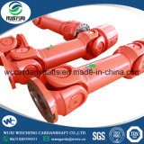 Industrial Transmission Parts SWC Drive Shaft for Rolling Strip Steel