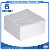 Natural Cotton Spunlace Nonwoven Fabric for Baby Wipes