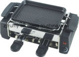Square Home Use Electric BBQ Grill (TM-HY9098A)