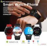 3G Smart Bluetooth Mobile Watch Phone with Pedometer and GPS