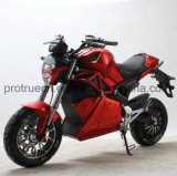 High Speed 2000W Electric Motorcycle with Disc Brake