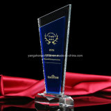 2018 Customized Design Popular Crystal Trophy Award
