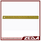 Powder Coating Aluminum Ruler /Straight Edge with High Quality Screen Printing 115