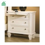 China Manufacturer Bedroom Nightstand Multi Style Bedside Table