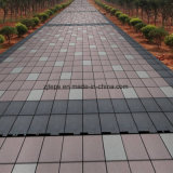 Water Absorbing/Non Slip Ceramic/Concrete Water Permeable Paving Brick for Car Park