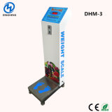 Dhm-3 Coin-Operated Weighing Scale Balance for Clinic