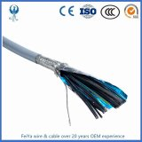 300/500V Instrument Wire Computer Cable 2 Core Shielded Cable