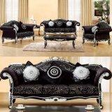 Living Room Furniture Set with Classic Fabric Sofa (932)