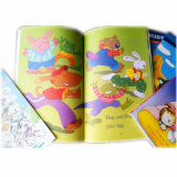 Offset Printing Child Book Custom Softcover Book Baby Book