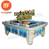 Coin Operated Lion King Safari Fish Game Aliens Vs Predator Table Gambling Arcade Fishing Game Machine