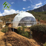 Waterproof Outdoor Dome Camping 5m Bell Tent Yurt Glamping Tent