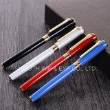 Wholesale Gift Promotional Multicolor Heavy Luxury Custom Metal Fountain Pen