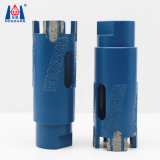 Huazuan New Design U Segment Diamond Dry Core Drill Bit