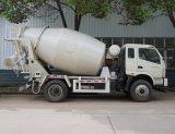 Foton 4*2 4cbm Smaller Type Concrete Cement Mixer Construction Truck