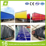 Factory Price Side Curtain Waterproof Vinyl Coated Fabric PVC Tarpaulin Tarp Material