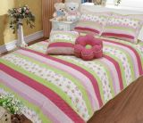 100% Cotton Quilt Bedding Set Soft Touching Feeling