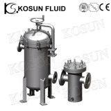 Stainless Steel High Pressure High Temperature Bag Filter
