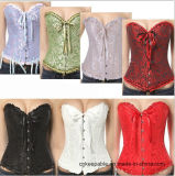 Women Court Sexy Push up Shapewear Overbust Corset
