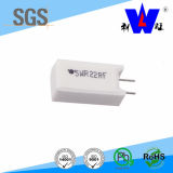 5W Rgg Ceramic Wirewound Resistor for PCB