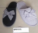 Men and Women Slippers Textiles Surface