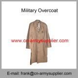 Military Greatcoat-Army Long Coat-Police Overcoat-Military Wool Overcoat