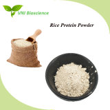 ISO Certified 100% Natural Rice Protein Powder 80% for Food Supplement