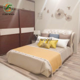 Wholesale Modern Simple Style Hinged Door Bedroom Wooden Wardrobe