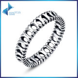 925 Sterling Silver Dog Bone Jewelry Rings for Women Silver Ring