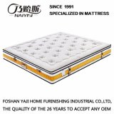 Spring Mattress with Bast-Fibre and Leaf-Fibre Thickened Knitting Fabric (FB853)