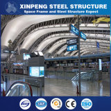 Exhibition Hall Steel Structure Steel Space Frame