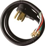 4-Wire 30A Dryer Cord, Power Cord 06-Ggpt1004