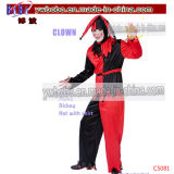 Clown Party Costumes Best Yiwu China Agent Shipment (C5081)