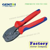 Good Quality Plastic Ratchet Hand Crimping Pliers