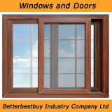 Economic Price UPVC Window with Mesh