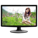 "Wall Mount / Desktop 19"" Inch Wide Screen LED Computer PC TFT LCD TV Display Monitor"