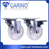 (BC14) High Quality and Cheap Caster Furniture Office Threaded Stem Caster