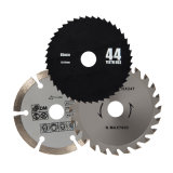 TCT HSS Diamond Circular Saw Blade for Cutting Wood Marble Granite and Metal