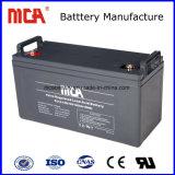 Bulk Good Price Deep Cycle Solar 12V 120ah UPS Exide Inverter Battery