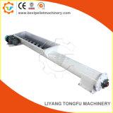 Industrial Tlss Series Flexible Spiral Feed Screw Conveyor Price