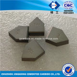 Hip Sintered Tungsten Carbide Brazed Tips