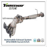 Automobile Direct Fit Catalytic Converter for Ford Focus