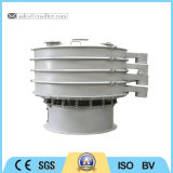 ISO Rotary Vibrating Sieving Machine for Separating Pottery Clay