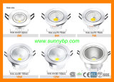Hot Sales Super 5W/7W/9W/12W/25W LED Downlight