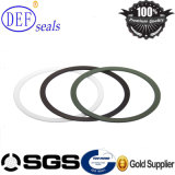 Virgin PTFE Spiral Gasket/Backup Ring Factory Manufacture