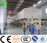 3600mm Kraft Flutig Corrugated Paper Making Machinery 120ton/Day, Raw Material: Waste Paper, Unbleached Board