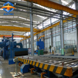 Shot Blasting Machine with Roller Conveyor for Sale