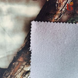 Camouflage Polyester Fabric Bonded with TPU & Polar Fleece/ Outdoor Fabric
