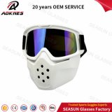Seasun 2019 Outdoor Sport Night Riding Padded Motorcycle Accessory Riding Glasses Sunglasses Motocross Goggles
